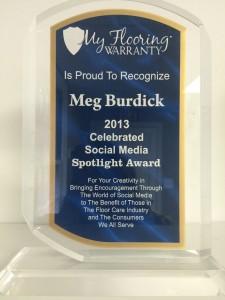 Meg award